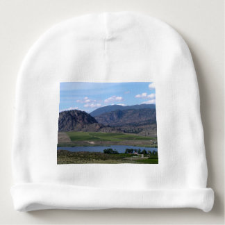 South Okanagan Valley vista Baby Beanie