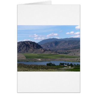 South Okanagan Valley vista Card