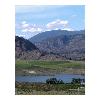 South Okanagan Valley vista Letterhead