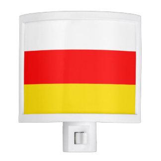 South Ossetia Flag Nite Lite