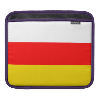 South Ossetia Flag Sleeves For iPads