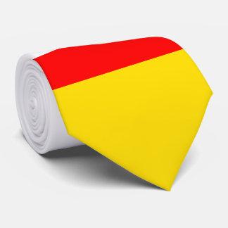 South Ossetia Flag Tie