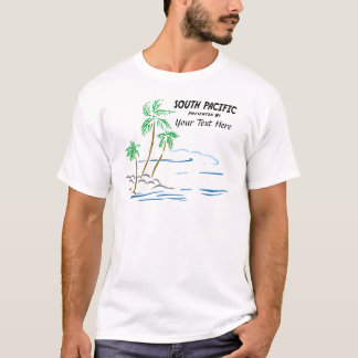 South Pacific, The Musical T-Shirt