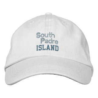 SOUTH PADRE ISLAND 2 cap Embroidered Hats