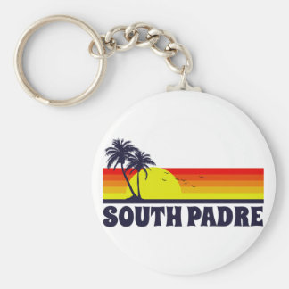 South Padre Island Texas Keychain