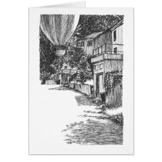 South Potter Street Card