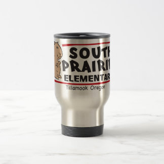 South Prairie Kids' logo Travel Mug