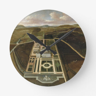South Prospect of Hampton Court, Herefordshire, c. Clock