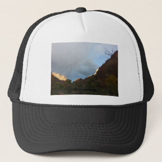 South Rim Grand Canyon National Park Phantom Ranch Trucker Hat