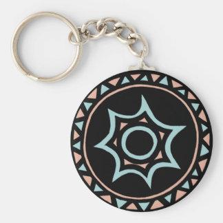 South Seas Design - Keychain