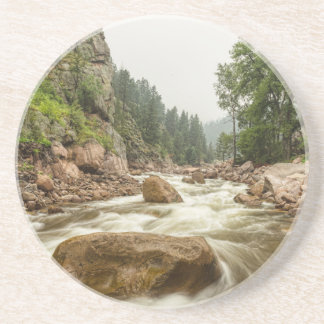 South St Vrain Canyon Boulder County Colorado Coaster
