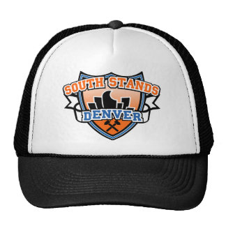 South Stands Denver Fancast Trucker Hat