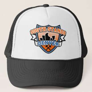 South Stands Denver Trucker Hat
