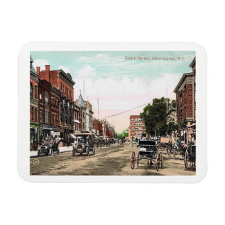 South Street, Morristown NJ, Vintage Magnet