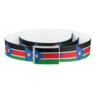 South Sudan Flag Belt