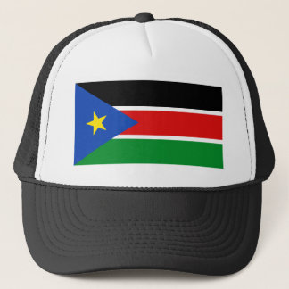 South Sudan Flag Hat