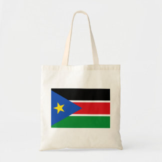 South Sudan National World Flag Tote Bag