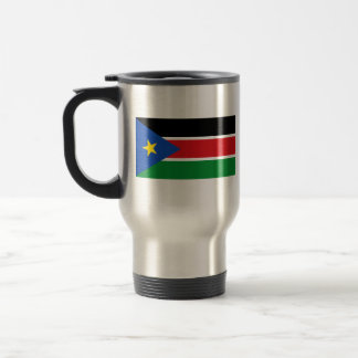 south sudan travel mug