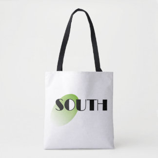 South Tote Bag