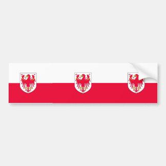 South Tyrol, Italy Bumper Sticker
