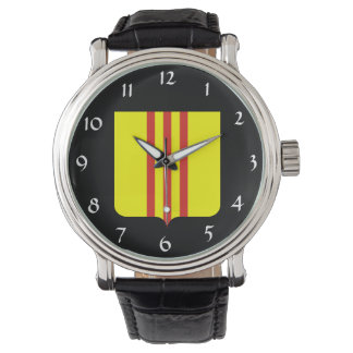 South Vietnam* Custom Wristwatch