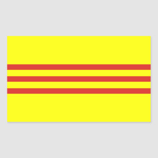 South Vietnam* Flag Stickers
