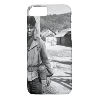 South Vietnamese soldier, 1966. (USIA)EXACT DATE_ iPhone 7 Case
