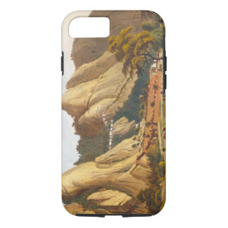 South view of Sewandroog, illustration from 'Twelv iPhone 7 Case