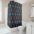 South West, Ethnic, Hand Painted Pattern