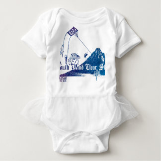 South Wind Clear Sky Baby Bodysuit