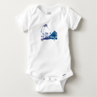 South Wind Clear Sky Baby Onesie