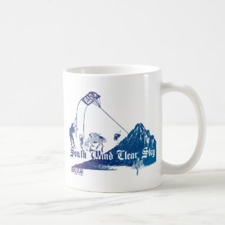 South Wind Clear Sky Coffee Mug
