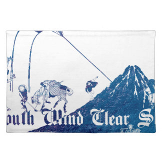 South Wind Clear Sky Placemat