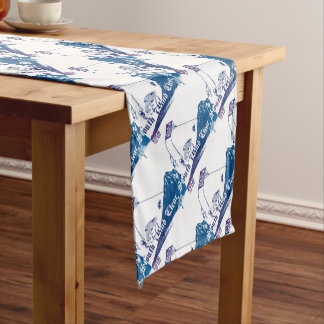 South Wind Clear Sky Short Table Runner
