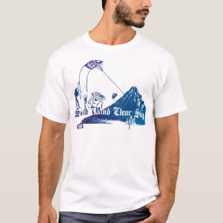 South Wind Clear Sky T-Shirt