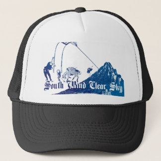 South Wind Clear Sky Trucker Hat