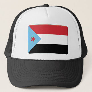 South Yemen Flag PERSONALIZE Trucker Hat