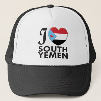 South Yemen Love Trucker Hat