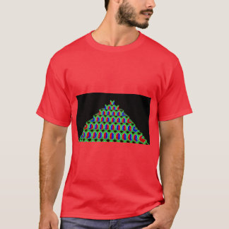 SOUTHAFRICA PYRAMID FLAG T-Shirt