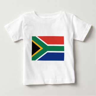 Southafrican flag baby T-Shirt
