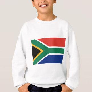 Southafrican flag sweatshirt
