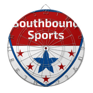 Southbound Sports Crest Logo Dartboard