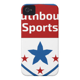 Southbound Sports Crest Logo iPhone 4 Case-Mate Cases