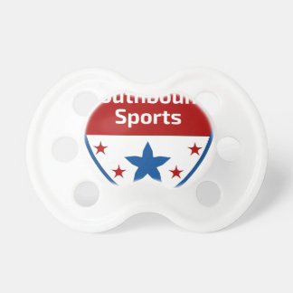 Southbound Sports Crest Logo Pacifier