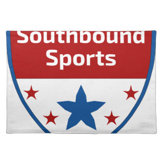 Southbound Sports Crest Logo Placemat