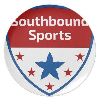 Southbound Sports Crest Logo Plate