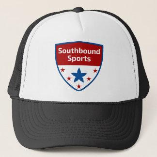 Southbound Sports Crest Logo Trucker Hat