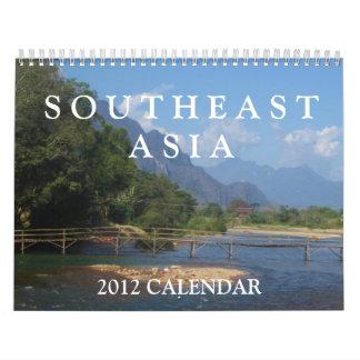 Southeast Asia 2012 Calendar