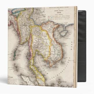 Southeast Asia 3 Ring Binder
