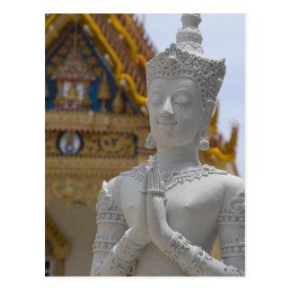 Southeast Thailand, Ko Samui aka Koh Samui). Postcard